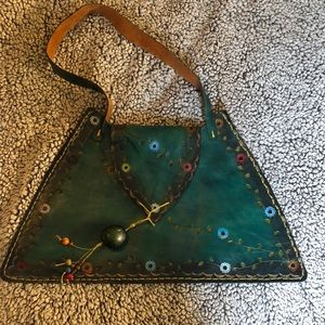 Vintage Purse made in Colombia